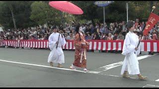 サムネイルになっているのが、舞妓の富久春さんです。 吉野時代、鎌倉時...