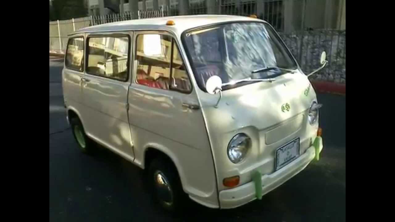 subaru 360 van for sale youtube. Black Bedroom Furniture Sets. Home Design Ideas