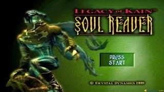 Legacy of Kain: Soul Reaver gameplay (PC Game, 1999)