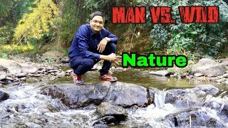 IF U LOVE NATURAL VIEWS MUST WATCH THIS VLOG || Man vs. Wild