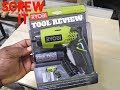 SCREW IT! Ryobi 4V Lithium Battery Review