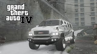 GTA IV Mods: LCPD:FR #45 (German) (HD) - Undercover Giant