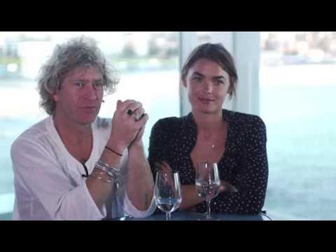 P.JAMÉ DESIGNER INTERVIEW: MERCEDES-BENZ FASHION WEEK AUSTRALIA RESORT 17