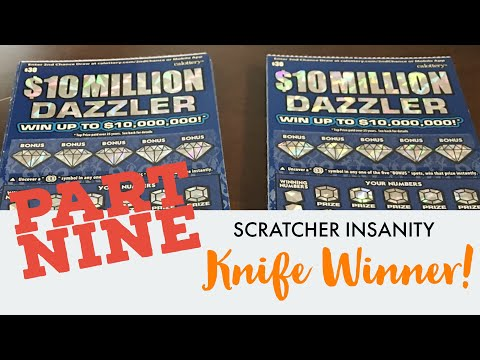 Scratcher Insanity - $4,500 Group Play - Part 9 - Winner Announced!