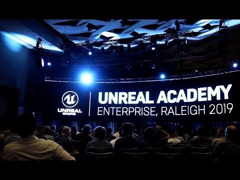 Unreal Academy Raleigh