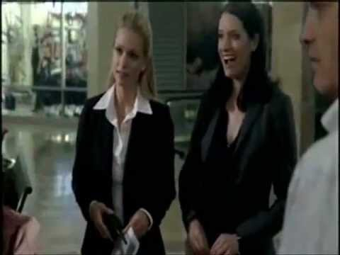 Paget Brewster Bloopers  Criminal Minds