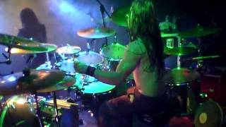 "Tim Yeung drum cam Morbid Angel 2011 ""World of shit"""
