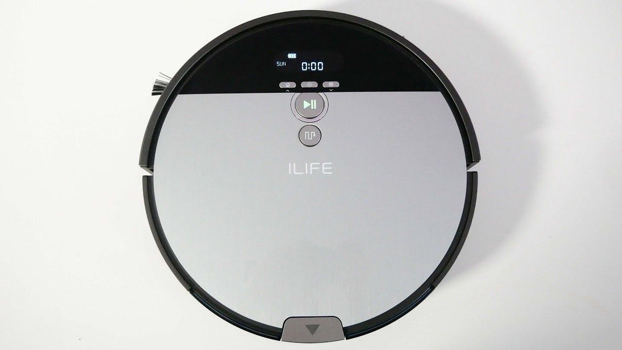 iLife V8s - Обзор