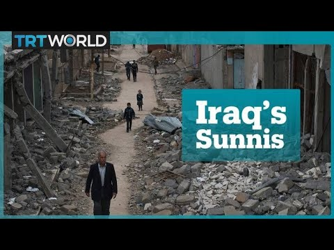 Ahead of Iraq's post-Daesh election many Sunnis don't think it will bring change