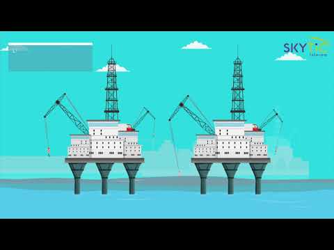 Skytic Telecom - LTE & IoT Offshore Network