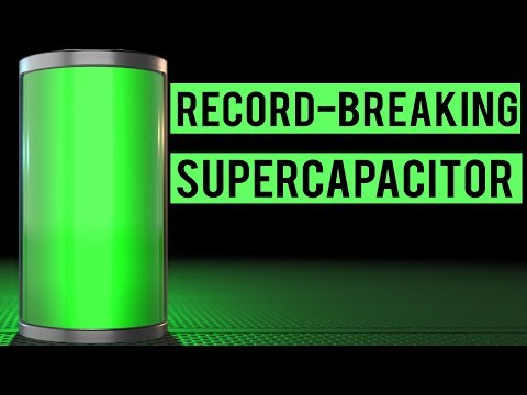 Amazing 3D-Printed Graphene Supercapacitor Electrode