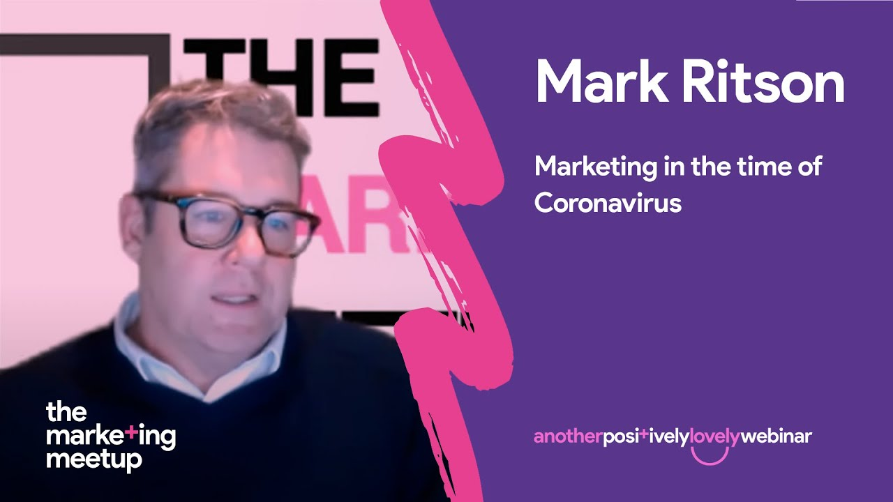 The Marketing Meetup with Mark Ritson