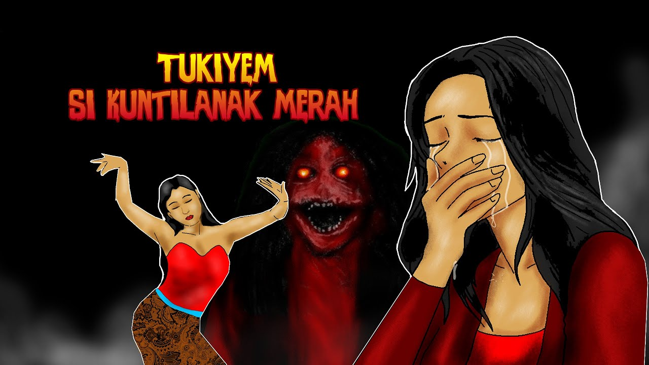 Marvel the marvelous - Tukiyem si kuntilanak merah