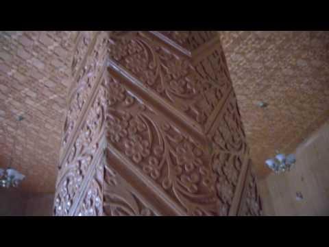 Beautiful wooden mosque in Kashmir দেখুন কাশ্মিরের কাঠের তৈরি নয়নাভিরাম মসজিদ