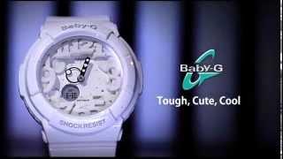 Спортивные женские часы Casio Baby-G(Спортивные женские часы Casio Baby-G Приобрести http://hronos-rf.ru/casio/baby-g., 2014-04-11T16:55:06.000Z)