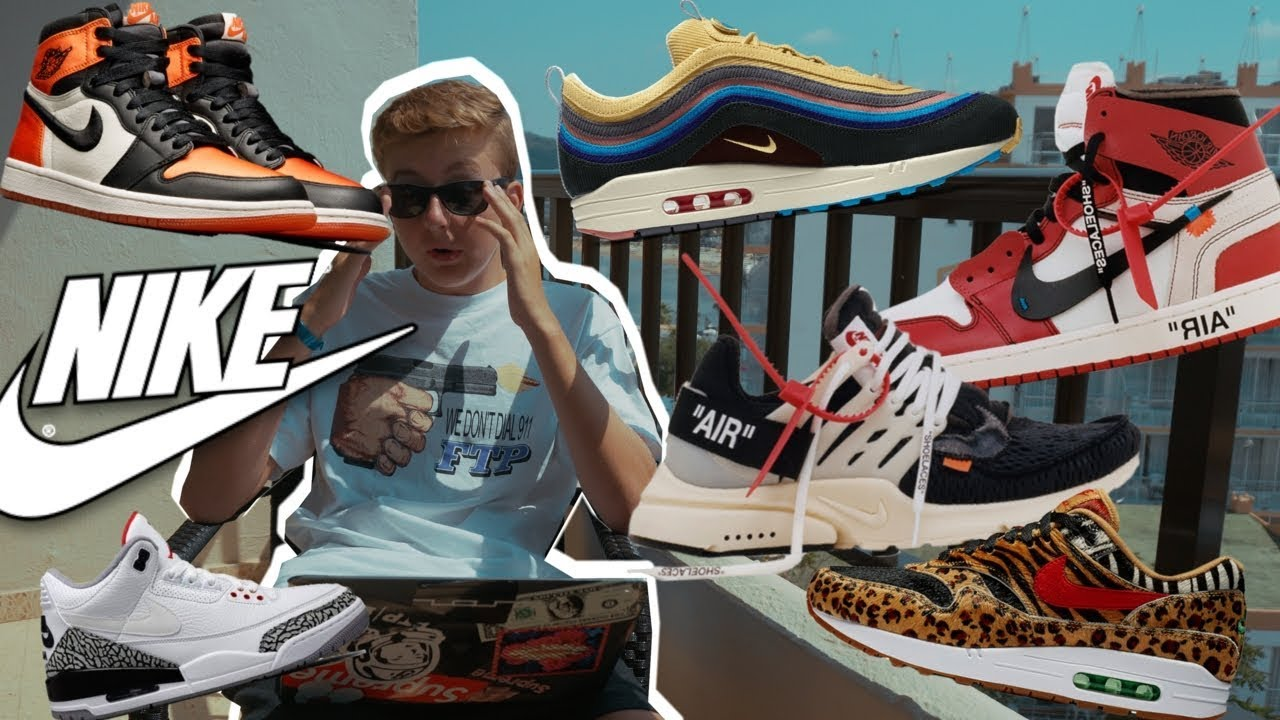 b5f5dad8c6bbff CRAZY NIKE SNEAKERS 1 YEAR ANNIVERSARY RE-STOCK DROPLIST!