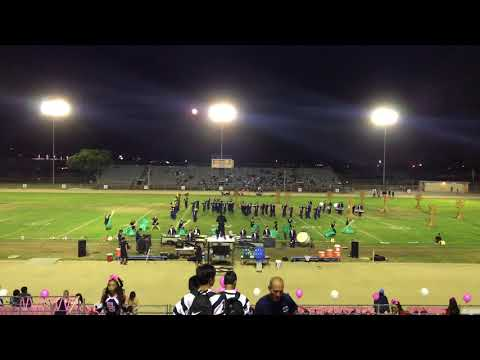 Bolsa Grande Vs Santiago - Pink Out Game - Half Time Show - Oct 6 2017