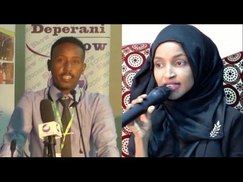 DeperaniShow iyo Ilhan Omar