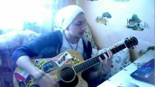 Как играть песню Noize Mc - Ругань Из-За Стены (Thomas Perry)