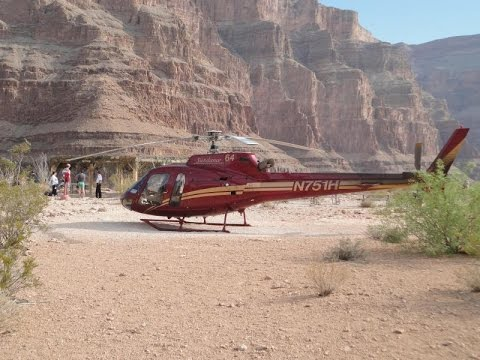 Grand Canyon Helicopter Tours From Las Vegas  YouTube