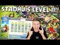 STADHUIS LEVEL 11 + DIKKE REWARDS!! CLASH OF CLANS NEDERLANDS