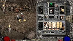Diablo 2 Single Player Summon Necro (Summonmancer)