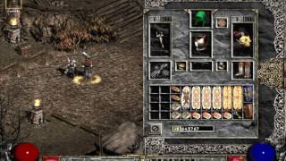 Diablo 2 Single Player Summon Necro (Summonmancer)