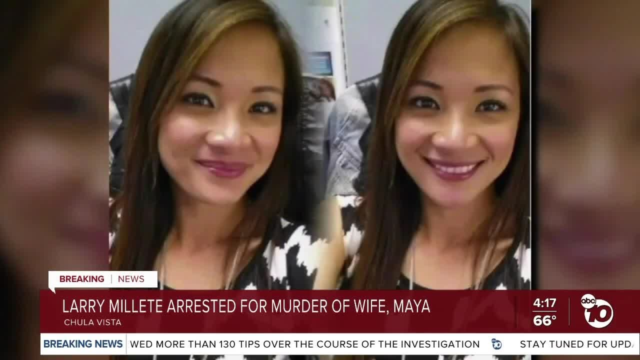 Husband of missing California woman Maya Millete charged with ...