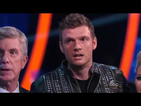Nick Carter - DWTS - Week 5 - Paso Doble - Switch Up