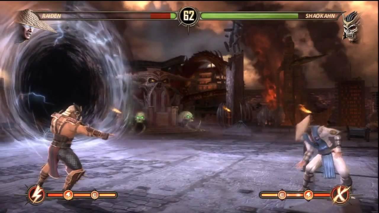 www.shao.com_Mortal Kombat 9 : Strategy For SHAO KAHN (Final Boss Story Mode) SPOILER - YouTube