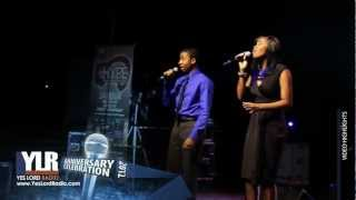 Anointed by God LIVE at Yes Lord Radio Artist Showcase 2012