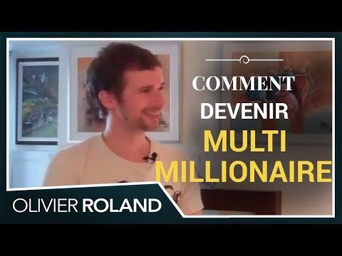 Comment Erico Rocha est devenu multi - millionnaire sur Internet en deux ans : conseils et interview