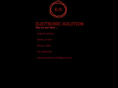 electronic-solution