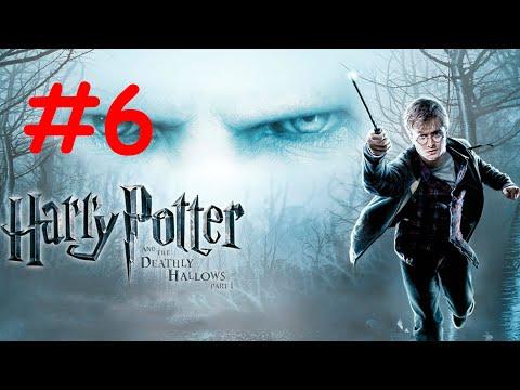 Гарри Поттер и Дары Смерти Часть 1. Полное прохождение игры со всеми секретами ПК. Часть [6/9] HD