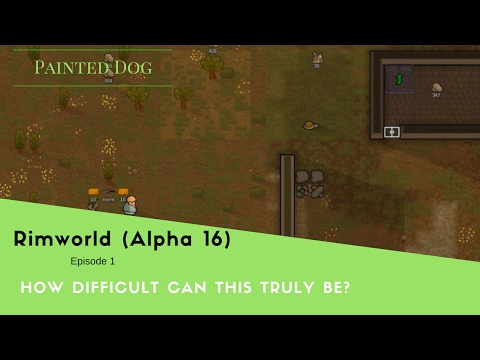 How difficult can this truly be? (Alpha 16; Part 1 of 3)