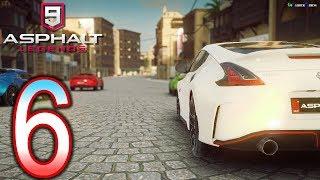 ASPHALT 9 Legend Switch Walkthrough   Part 6   Chapter 1 Pure Muscle Car