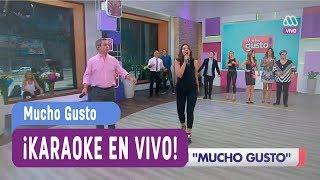 Los juegos de viñuela - Karaoke en vivo - Mucho Gusto 2017
