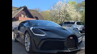 World's First Bugatti Divo Brutal Start Up!