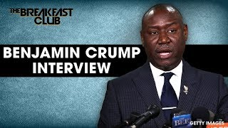 Benjamin Crump  & Tezlyn Figaro On Four Officers Being Charged With George Floyd Death