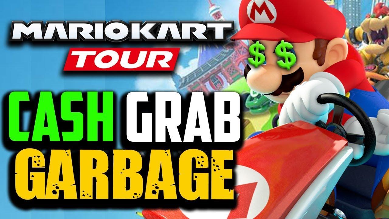 Mario Kart Tour Crappy Games Wiki Uncensored