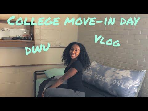 College Move-In Day 2020    Dakota Wesleyan University