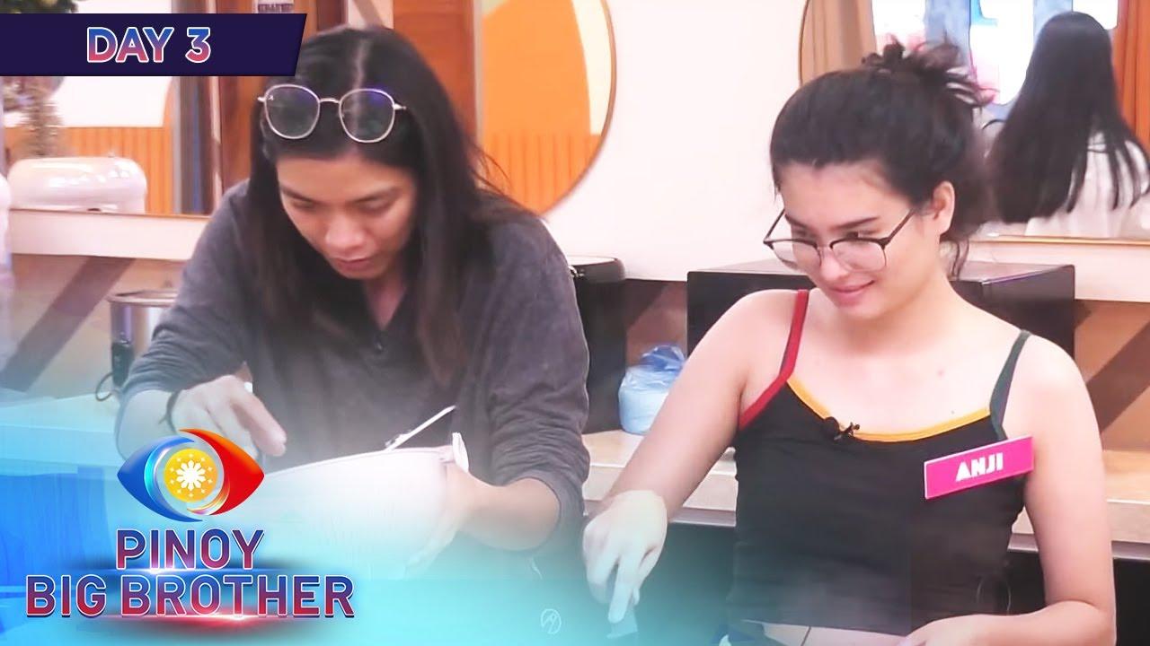 Download Day 3: Alyssa at Anji, ipinagluto ang kanilang housemates | PBB Kumunity
