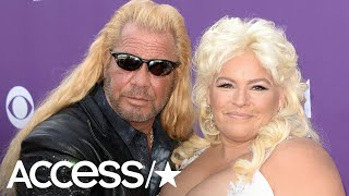 Dog The Bounty Hunter's Wife Beth Chapman Is In A Medically-Induced Coma