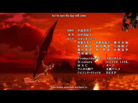 Suisei No Gargantia Ending HD
