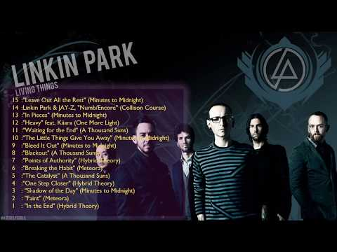 Linkin park Top 15 Song Album (with link download)
