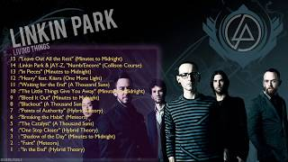 Gambar cover Linkin park Top 15 Song Album (with link download)