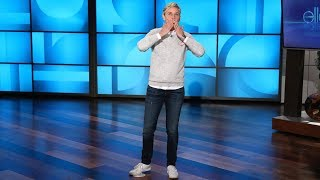 Ellen Isn't Giving Up Hope in the Midst of Devastating Events