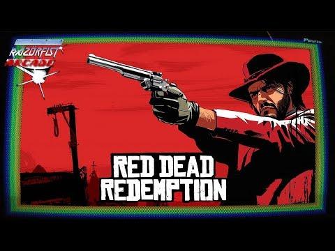 RazörFist Arcade: RED DEAD REDEMPTION