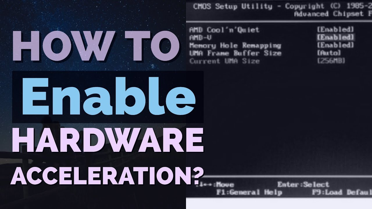 How to enable or Disable Hardware acceleration in Dell/Acer/asus/lenovo pc !