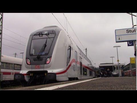 Mit dem IC 2 von Stuttgart Hbf nach Böblingen